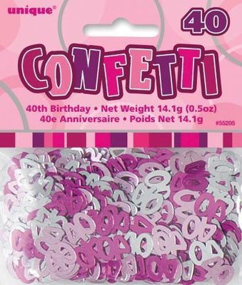 SCATTERS - 40TH PINK 14G