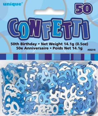 SCATTERS - 50TH BLUE 14G