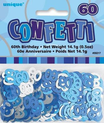SCATTERS - 60TH BLUE 14G