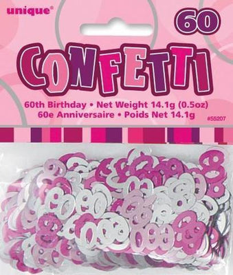SCATTERS - 60TH PINK 14G