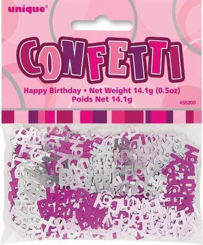 SCATTERS - HAPPY BIRTHDAY PINK 14G
