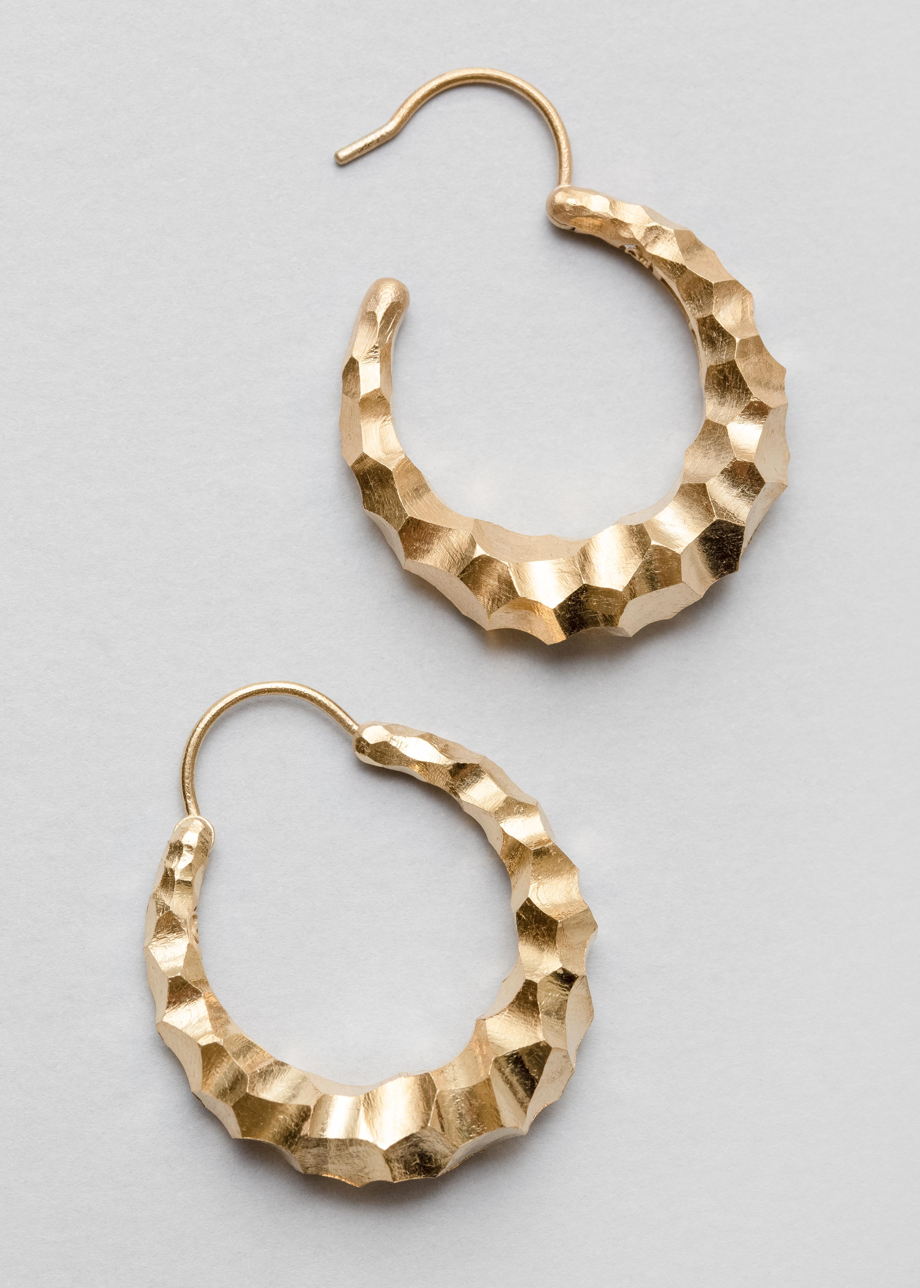 Fat Snake earrings
