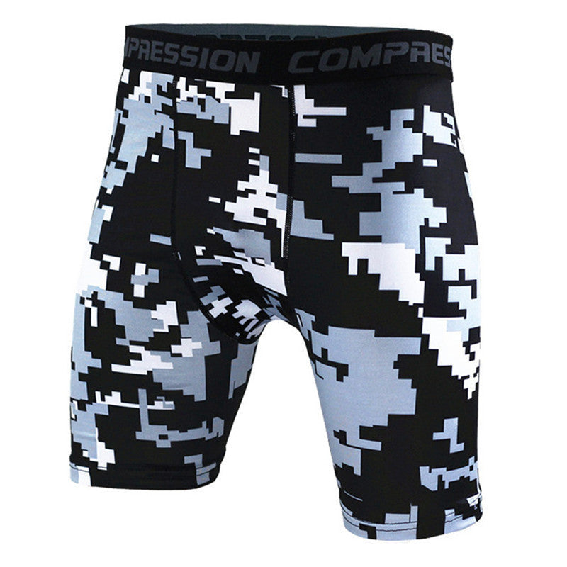 Digital Camo Shorts