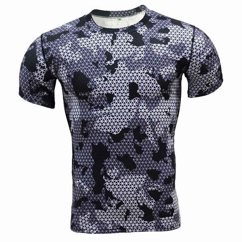Digital Camo Shirt