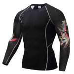 Graphics Long Sleeve Shirt