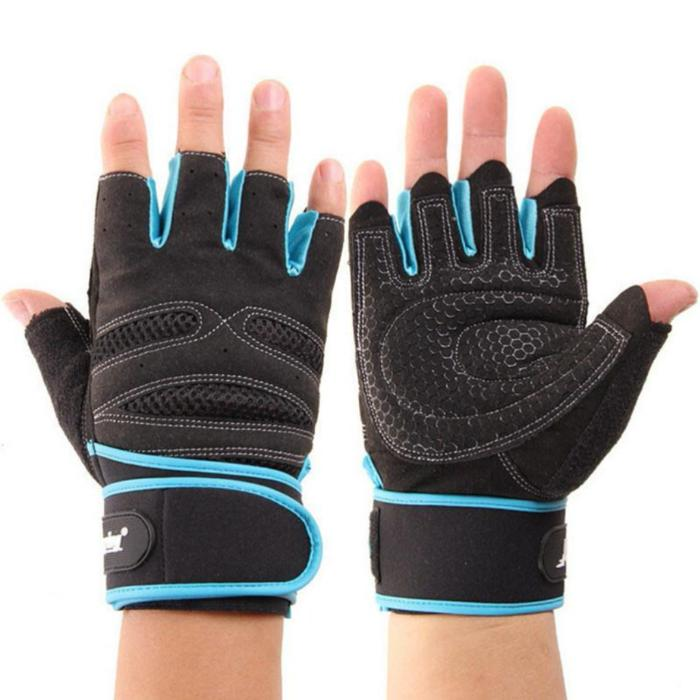 Breathable Weightlifting Gloves