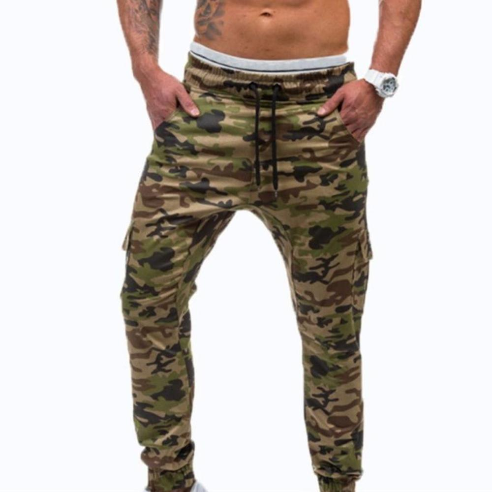 Army Style Fitness Pants