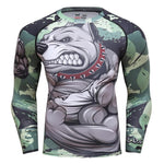 Rage Long Sleeve Shirt