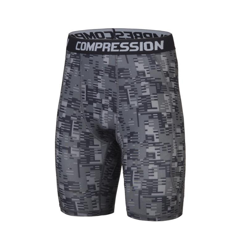 Camo Compression Shorts