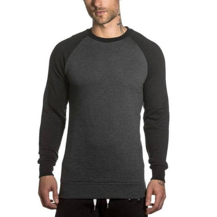 O-Neck Gym Sweatshirt