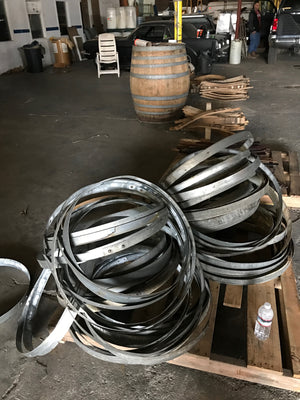 Furniture Makers dream Package (10 Barrels (Deconstructed) all Rings & Heads Included.