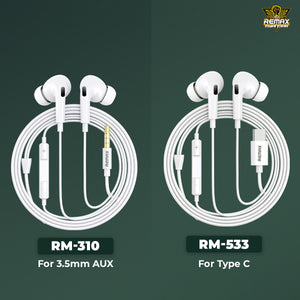 RM-533 AirPlusPro WiredEarphone Type_C