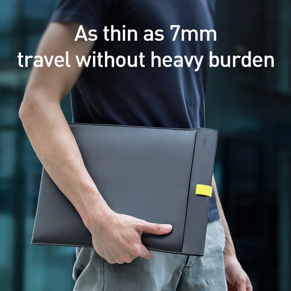 BASEUS LET''S GO TRACTION COMPUTERLINER BAG (16 INCHES OR LESS),carry laptop bag ,MacBook Laptop Bag , Slim Laptop Bag , 15 Laptop Bag , Laptop Carry Case , Laptop Sleeve Bag , Laptop ling Bag , Dell Laptop MessenSger Bag ,Laptop Bag