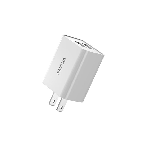 2USB CHARGER PD-A27 PERCEPTION PRO SERIES US STANDARD (2.4A)