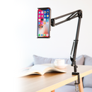 ROCK ADJUSTABLE DESKTOP PHONE STAND,TABLET STAND, TABLET HOLDER, MOBILE PHONE HOLDER FOR IPHONE 11,IPHONE 12,XIAOMI,ANDRIOD ,ALL IN ONE