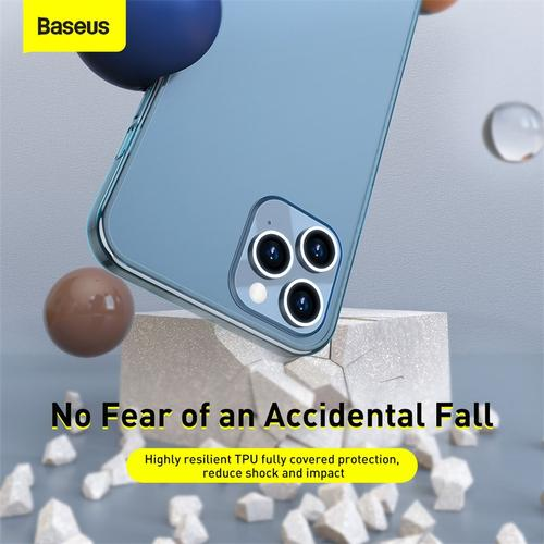 BASEUS FROST SERIES IPHONE 12 Pro Max CASE FOR 6.7 INCHES