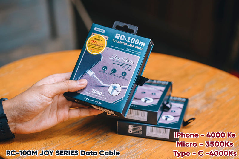 REMAX-RC-100M JOY SERIES MICRO 2IN1  DATA CABLE AND PHONE HOLDER 2.4A,Cable,Micro Cable ,Micro Charging Cable ,Micro USB Cable ,Android charging cable ,USB Charging Cable ,Data cable for Andorid,Quick Charger Cable ,Fast Charger USB Cable