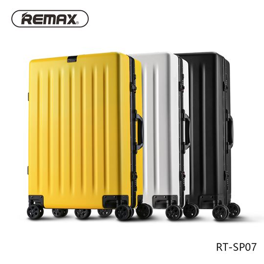REMAX LIFE-RT-SP07(25')  TRAVEL LUGGAGE,Aluminum Frame Suitcas,Travel Luggage Suitcase,Hard Case Suitcase,4 Wheel Luggage,Extra Large Hard Suitcase,Carry-On Suitcase,Swiss Gear Luggage,Backpack Suitcase,Primark Luggage Suitcases,Trolley Suitcase