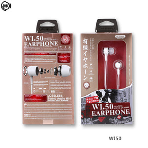 WI50 WIRED EARPHONE