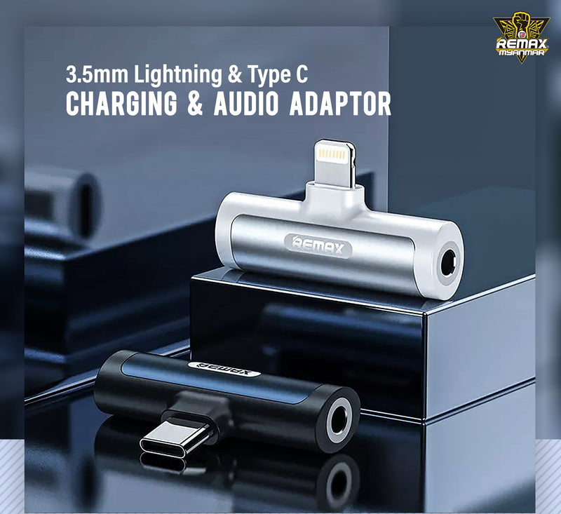 REMAX-I-PH RL-LA03I  SMOOTH SERIES 3.5MM LIGHTNING AUDIO 2.1A ADAPTER CHARGING+LISTENING TO MUSIC,Lightning Cable,iPhone Data Cable,iPhone Charging Cable,iPhone Lightning charging cable ,Best lightning cable for iPhone,Apple iPhone Cable,iPhone USB Cable