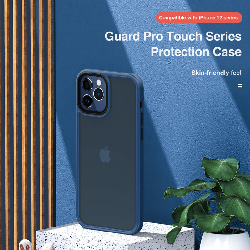 "ROCK IPhone 12 (5.4"") Guard Pro Skin-Friendly Series Protection Case"