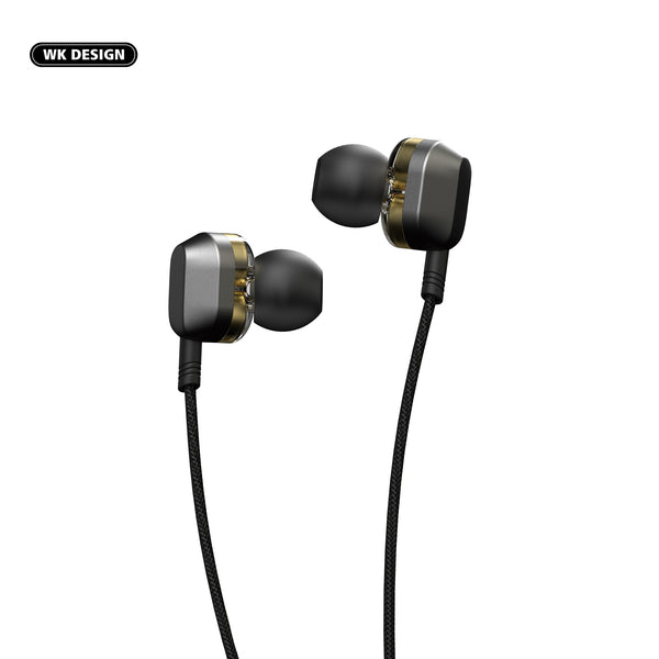 WK Y9 Type C Wire Earphone