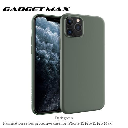 GADGET MAX-I PH 11 PR0 MAX  ULTRA-THIN TPU CASE