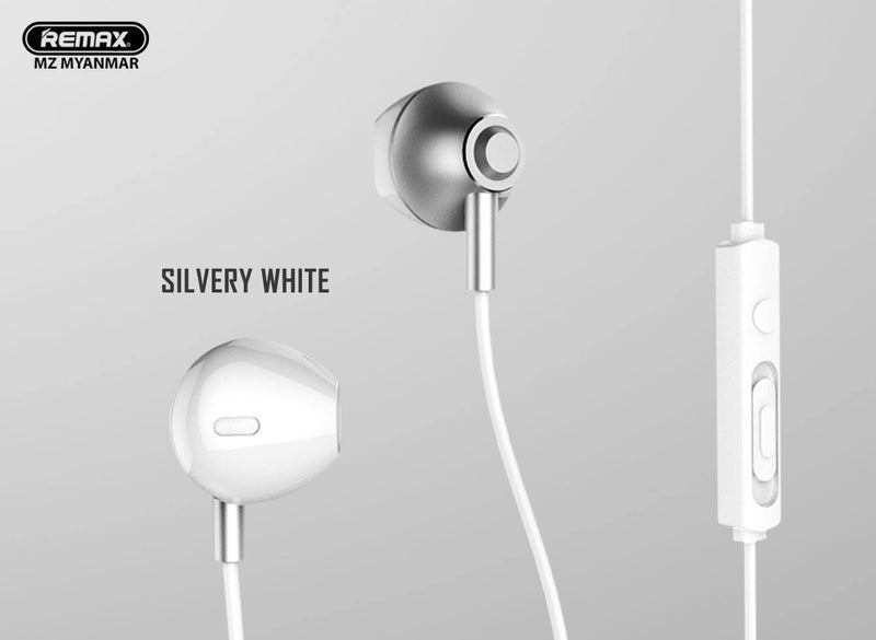 WIRED MUSIC EARPHONE  (RM-711)