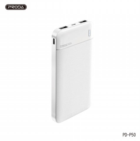 PD-P50 Gladiator 10000mAh Power Bank, 10000mAh Powerbank, Power Bank 10000mAh, Powerbank 10000mAh, Type C Power Bank, Type C Powerbank, Power Bank Type C, Powerbank Type C