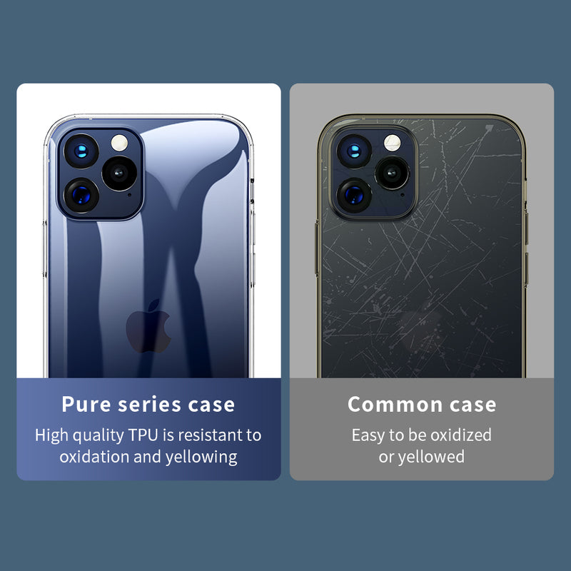 "Pure Series Protection Case Iph 12 Pro Max(6.7"")"