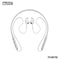PRODA PD-BN700  JAZZ SERIES NECKBAND WIRELESS SPORT EARPHONE