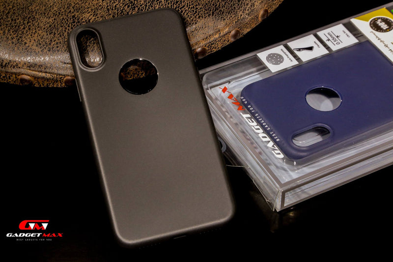 TPU Ultrathin Case  Iph XS MAX