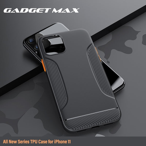 GADGET MAX-I PH 11 ALL NEW CASE TPU CASE