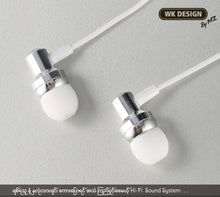 Load image into Gallery viewer, WI90 WIRE EARPHONE