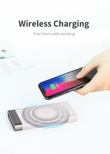 Load image into Gallery viewer, P55 Wireless Charging 10000mAh PowerBank