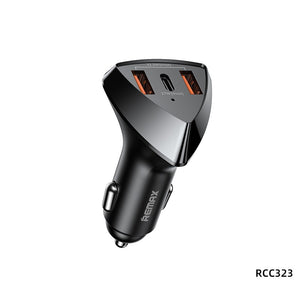 REMAX Wearing A Bluetooth Headphone (RB-520HB)