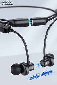 PRODA PD-BN400 YUTON SERIES WIRELESS SPORT EARPHONE