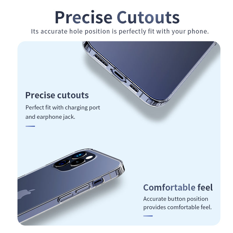 "IPhone12 Pro (6.1"") Pure Series Protection Case"