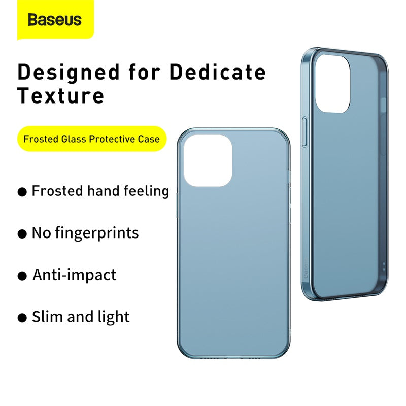 BASEUS FROST SERIES IPHONE 12 Mini CASE FOR 5.4 INCHES