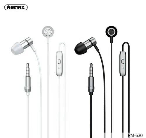 Mental Earphone For Music& Call  RM-630