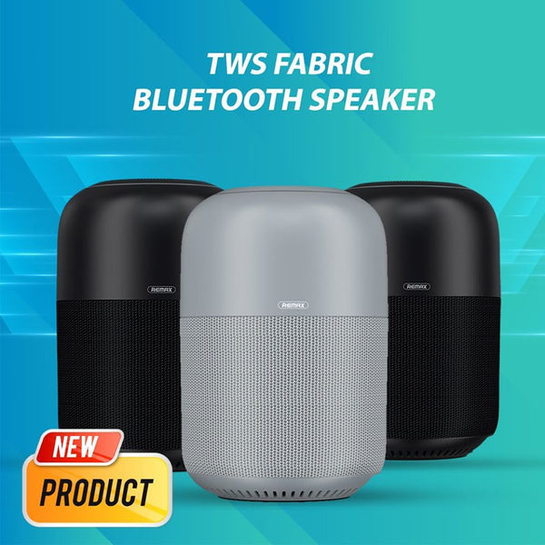 RB-M40 TWS Wireless Round Speaker
