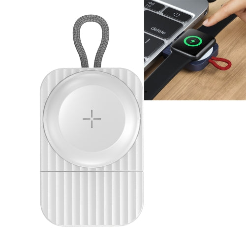 ROCK W26 PORTABLE WIRELESS CHARGER FOR WATCH (2.5W)MAX,MagsafeCharger , Magnetic Wireless Charger ,Watch Wireless charger