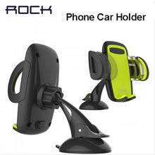 Load image into Gallery viewer, ROCK Deluxe Winshield Phone Holder