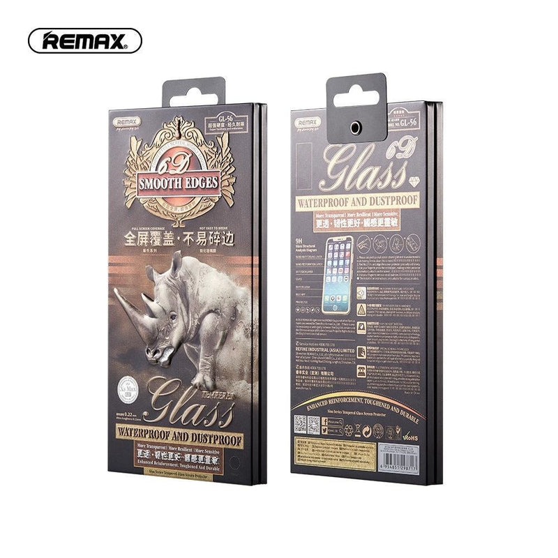 REMAX-IPH12 MINI(5.4 INCHES)GL-56 SINO SERIES FROSTING TEMPERED GLASS FOR IPH 12 MINI,iPhone 12 tempered glass , iPhone 12 screen protector , Best screen protector for iPhone 12,Glass screen protector, creen guard,မှန်မကွဲ ,မှန်ကပ်