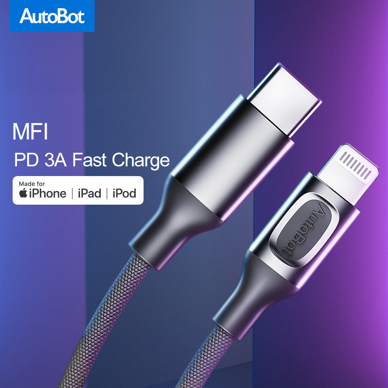 ROCK MFI Type c to Lightning PD Cable,Type C To IPhone , USB C To IPhone , Type C To Lightning, USB C To Lightning, IPhone 12 Cable, Cable For IPhone 12,Cable For IPhone 12,Cable For IPhone 12,IPHONE CABLE,PD CABLE