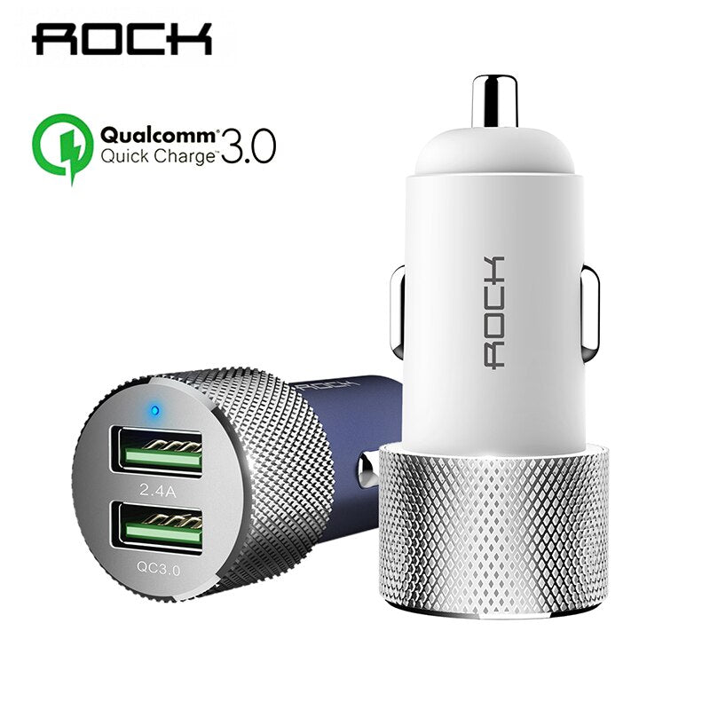 Sitor QC 3.0 Car Charger Dual USB