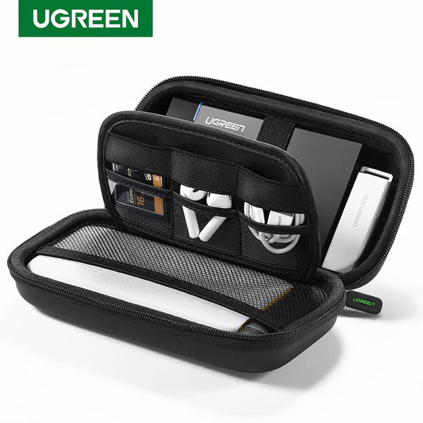"UGREEN OFFICIAL 2.5"" External Hard Drive Bag"