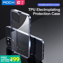 TPU Electroplate Protection Case IPhone12Pro 6.1""