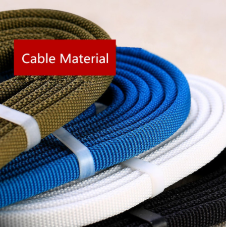 REMAX Kerolla Data Cable (TYPE-C and ios )(2 M)