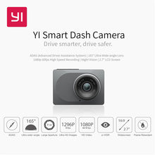 Load image into Gallery viewer, YI Car Black Box Camera (Global Version)